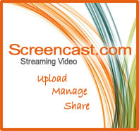 Screencast video streaming