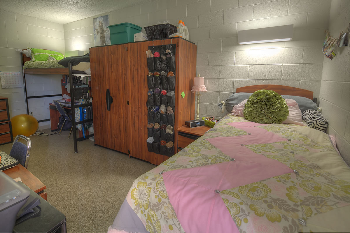 Housing Campus Living Options And Costs