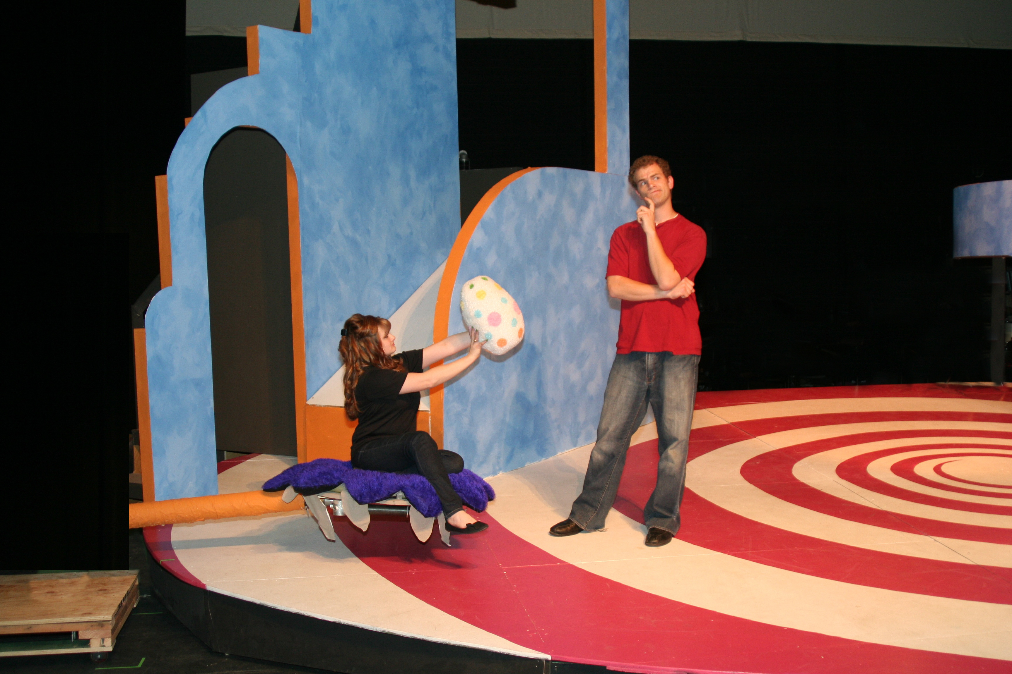Pictures Of Seussical