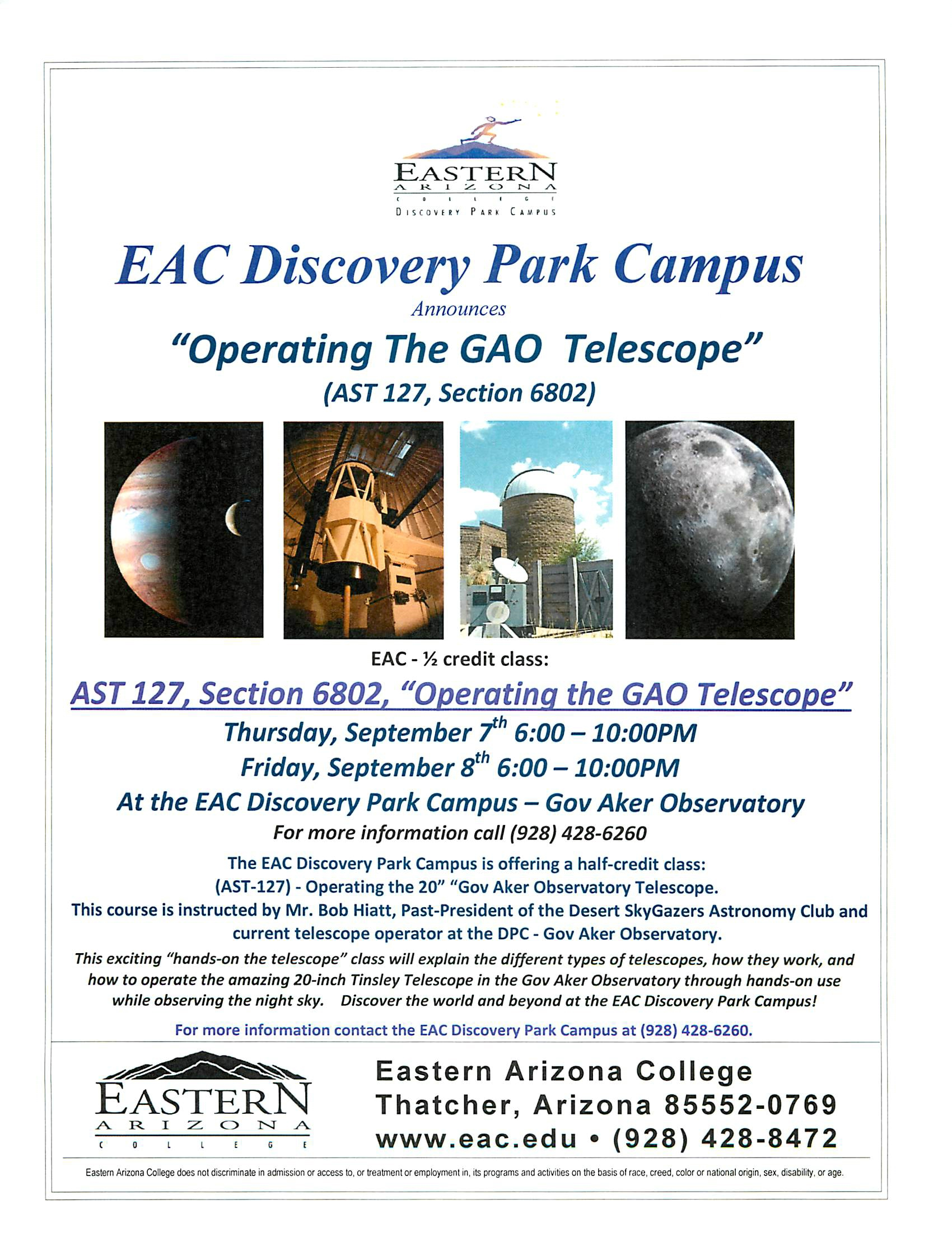 news releases details eac s discovery park campus announces